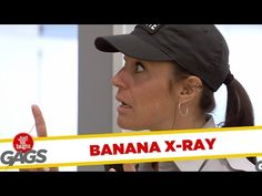 Η μπανάνα που προκάλεσε αμηχανία στο σωματικό έλεγχο Crazynews.gr