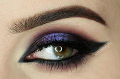 Purple Smoke Photo Tutorial - Makeup Geek