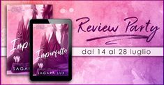 Le Lettrici Impertinenti: [Review Party] IMPERFETTO - Sagara Lux