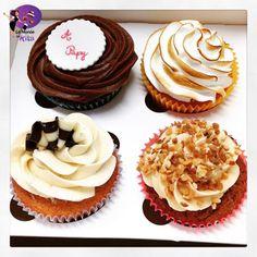 Le Monde de Kita: Petit Florilège de Cupcakes  Je vous présente aujo...