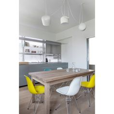 Flos Aim hanglamp set LED wit