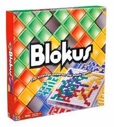 Jeu de stratégie incontournable.  Blokus Classic, Mattel, http://www.amazon.fr/dp/B001P06GX4/ref=cm_sw_r_pi_dp_pYGmrb1WK7VWG