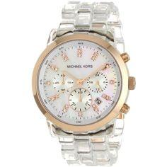 Adoro los relojes MK! Este ya lo tengo :)