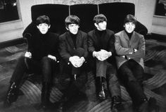 Four lads from Liverpool