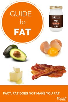 Good fats vs Bad Fats and all you need to know to eat healthy!  SparkleKitchen.com