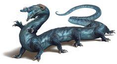 Behir » Dungeons & Dragons - D&D 5