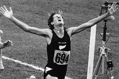 My sporting hero - John Walker!