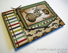 Vrooooom by scrappycanuck - Cards and Paper Crafts at Splitcoaststampers