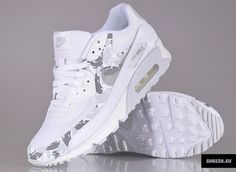 "USATF x Nike Air Max 90 Hyperfuse ""Reflective Camo"" Clothing, Shoes & Jewelry - Women - nike women's shoes - http://amzn.to/2kkN5IR"