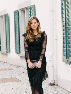 A black dress for New Year's Eve What Is Reading, Asos Dress, New Years Eve, New Dress, Holidays, My Style, Outfits, Black, Dresses