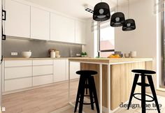 Kuchnia styl Nowoczesny - zdjęcie od design me too - Kuchnia - Styl Nowoczesny - design me too Kitchen, Table, Furniture, Home Decor, Design, Cooking, Decoration Home, Room Decor, Kitchens