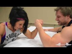▶ Full Body Insanity Competition Workout w/ Dana Linn Bailey | Furious Pete - YouTube