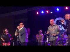 Los Van Van con Gilberto Santarosa en Puerto Rico 2015
