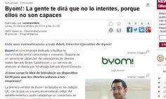 Byom!: La gente te dirá que no lo intentes, porque ellos no son capaces  http://ceeivalencia.emprenemjunts.es/index.php?op=8&n=9981