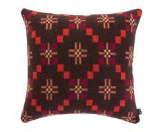 St Davids Cross Pillow in Ember
