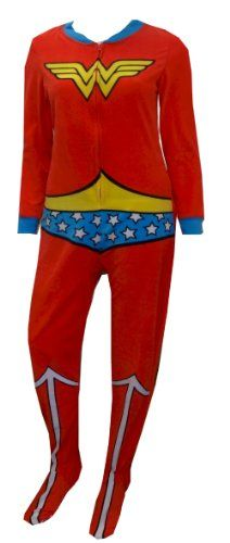 DC Comics Wonder Woman Fleece Onesie Footie Pajama for women (Large) WebUndies,http://www.amazon.com/dp/B00FRRYHL4/ref=cm_sw_r_pi_dp_ckSKsb063RVRTVEC