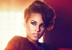 Alicia Keys is once again on top as her new album Girl On Fire tops the charts, giving her five No. 1 albums during her accomplished career.