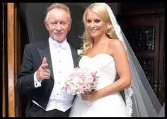 AUG 31, 2013  FATHER OF THE BRIDE PHIL COULTER AND THE BRIDE FIRST TIME I'M WRITING THIS ... MRS. DOMINIQUE BYROM ...
