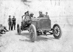 Brighton race 1907 Matheson