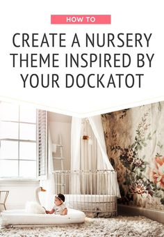 Creating a Nursery Theme inspired by your We are SO inspired by what we see in the interior design world – we want the Dockatot to reflect your style and home! How to create a nursery for your baby inspired by our unique patterns and designs Minimalist Nursery, Minimalist Baby, Bright Nursery, Nursery Neutral, Baby Room Design, Nursery Design, Nursery Themes, Nursery Decor, Nursery Ideas