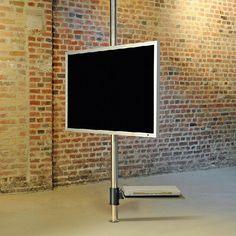 soporte de televisor giratorio - Buscar con Google                                                                                                                                                      Más