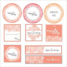 Aplicaciones diseños para boda