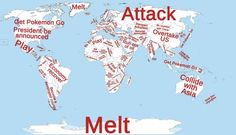 """Google autocomplete: """"When will [country] ...?"""""""