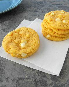 Orange Creamsicle Cookies & list of other cookies