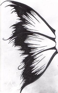Drawings Of Fairy Wings Fairy wing drawing fairy