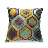 Chiasso - saffron pillow - modern class