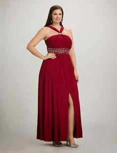 vestidos de fiesta para gordas - Buscar con Google