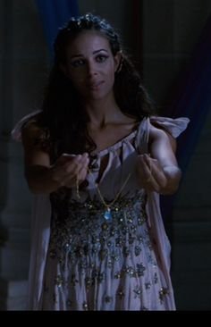 Ester from One Night with the King - LOVE this dress (must re-make for myself)