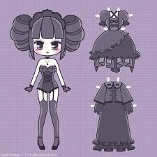 Resultado de imagem para japanese gothic  planner