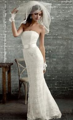 Simple Galina vw Size New Un Altered Wedding Dresses