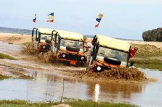 summer   ABC jeep tours in Aruba