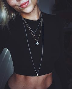 Halskette Estasi #jewels #jewelry #necklace #leonardoglas #leonardoglasliebe