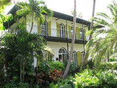 Ernest Hemmingway House - Key West, FL