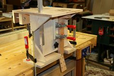 Neck joint jig | by JeffSech
