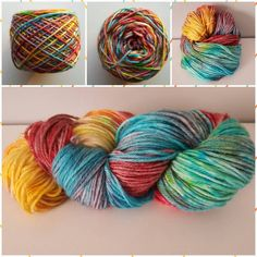 Love is Love, OOAK, Worsted Weight, 220 yards/100 grams, 100% Peruvian Highland Wool