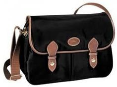 2014 longchamp le pliage messenger bag black