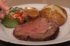 Cooking Guide For Semi Boneless Beef Rib Roast Christmas