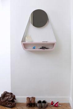 studio brichet ziegler, espelho bienvenue