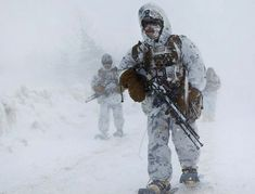 Frosty the Snow-Marine     (U.S. Marine Corps photo by Pfc. Kasey Peacock)