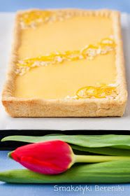 Mazurek cytrynowy Easter Dishes, Easter Food, Easter Recipes, Recipies, Cheesecake, Cooking Recipes, Gluten Free, Sweets, Baking
