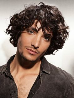 Marvelous Men With Long Hair Curly Hair Men And Long Curly Hair Men On Short Hairstyles Gunalazisus