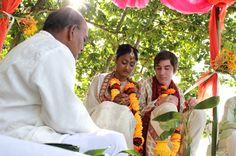 Celeste Hart - Tobago Destination Hindu Wedding, Trinidad & Tobago http://www.gotrinidadandtobago.com/tobago/weddings/