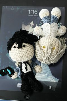 Psycho Pass: Kogami Shinya and Shougo Makishima | http://www.deadcraft.com