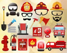 firefighter_party on Etsy, a global handmade and vintage marketplace.