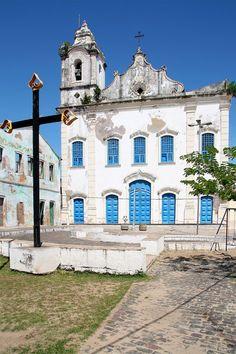 Igreja do Santíssimo Sacramento (Igreja Matriz), Itaparica - Bahia