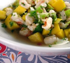 I have a difficult time talking myself into making ceviche at home. Even though we're not far from the coast here in Columbia, South Carolina, it is quite difficult to source fresh, wild ceviche-makin' seafood. Insert lightbulb overhead. Why don't I just pre-cook some seafood like shrimp and scallops, chill it and then make the...  Read more »